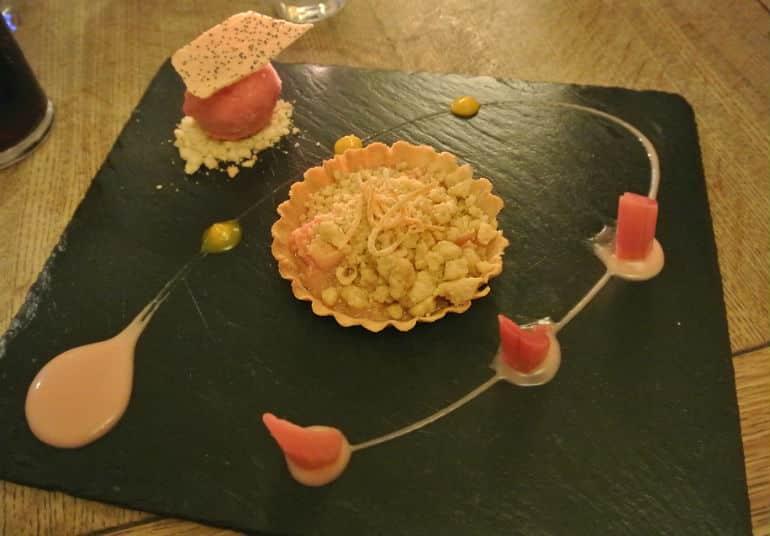 Marlborough Tavern Bath review restaurant pie