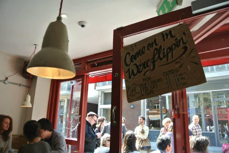 Patty & Bun burger review London St James restaurant