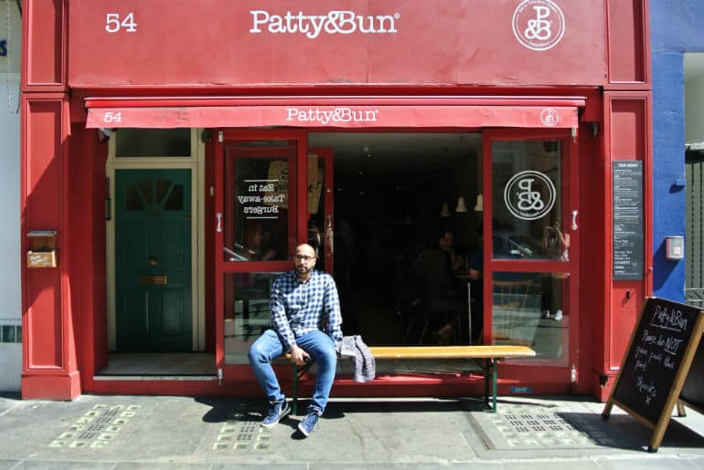 Patty & Bun burger review London St James