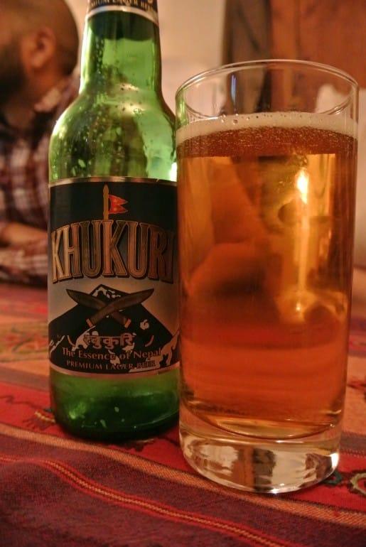 Yak Yeti Yak Bath Nepalese restaurant review beer