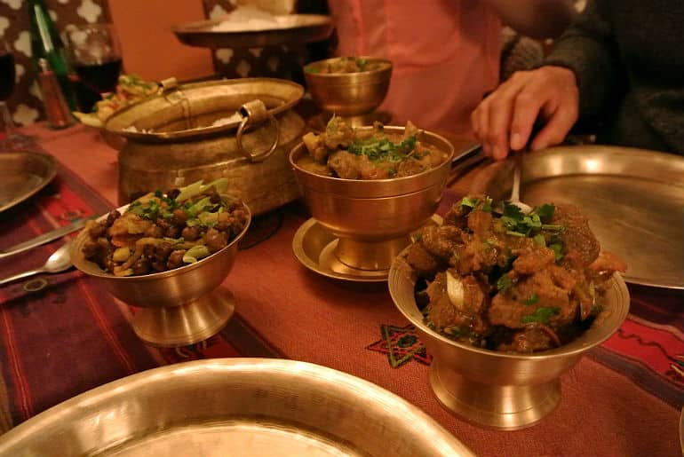 Yak Yeti Yak Bath Nepalese restaurant review curry