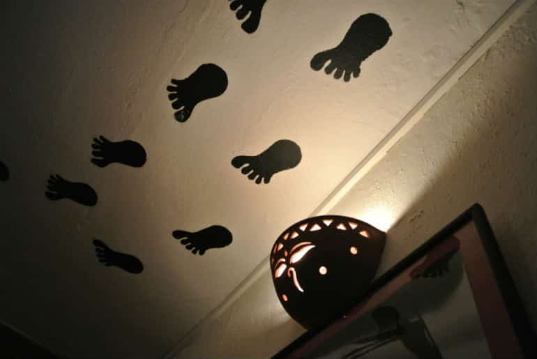 Yak Yeti Yak Bath Nepalese restaurant review feet decor