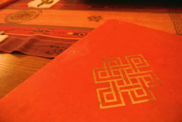 Yak Yeti Yak Bath Nepalese restaurant review menu