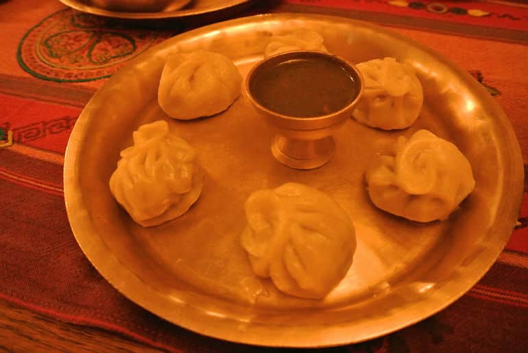 Yak Yeti Yak Bath Nepalese restaurant review pork momos