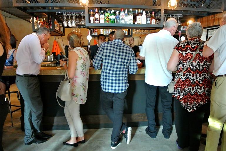 Banana Tree Milton Keynes review bar
