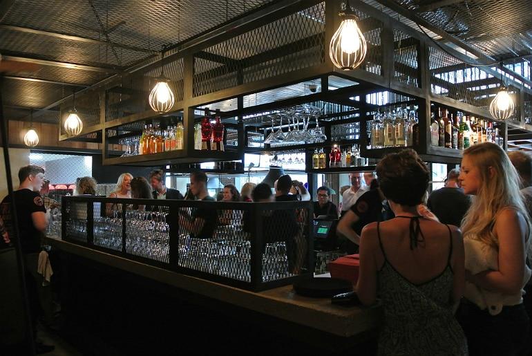 Banana Tree Milton Keynes review bars