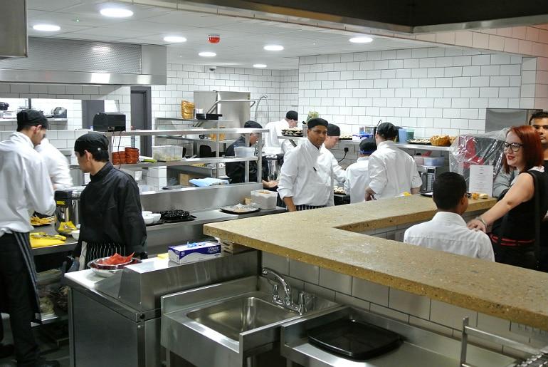 Banana Tree Milton Keynes review kitchen staff