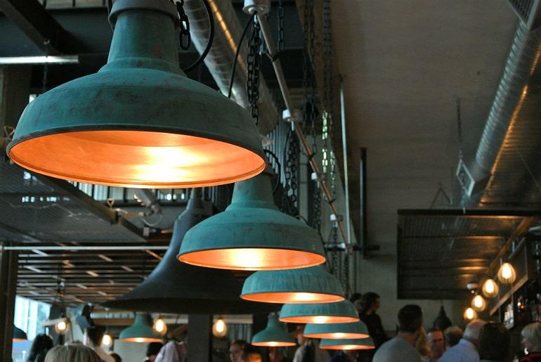 Banana Tree Milton Keynes review lamps