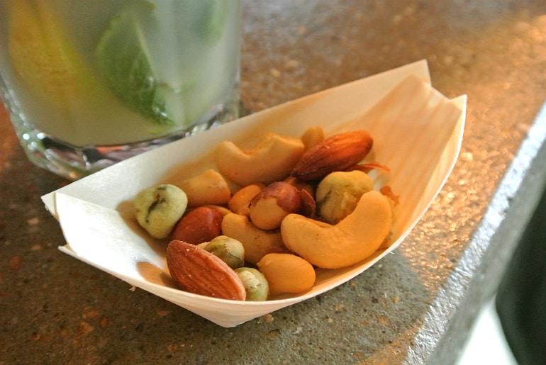 Banana Tree Milton Keynes review nuts