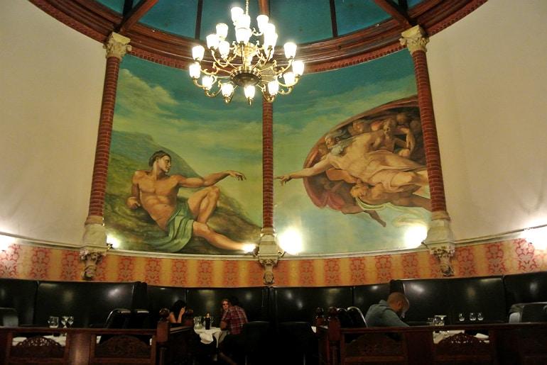 Calcutta Brasserie Stony Stratford Milton Keynes restaurant review Sunday buffet church