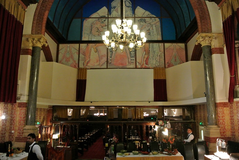 Calcutta Brasserie Stony Stratford Milton Keynes restaurant review Sunday buffet lunch