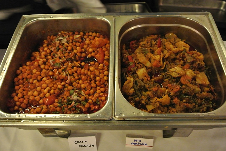 Calcutta Brasserie Stony Stratford Milton Keynes restaurant review Sunday curry buffet