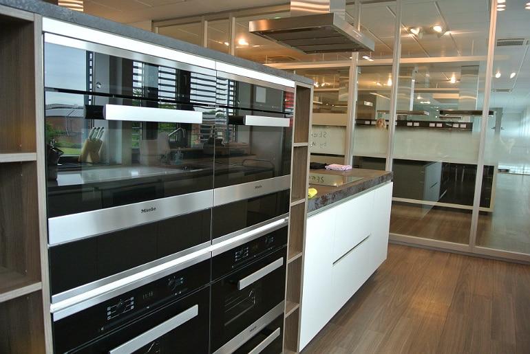 Miele Experience centre Abingdon steam oven dim sum sushi class