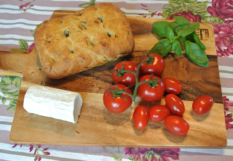 Salters Mustchup review bruschetta recipe ingredients