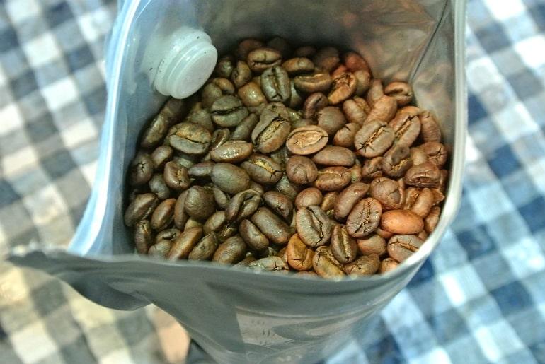 Durgol swiss espresso coffee beans