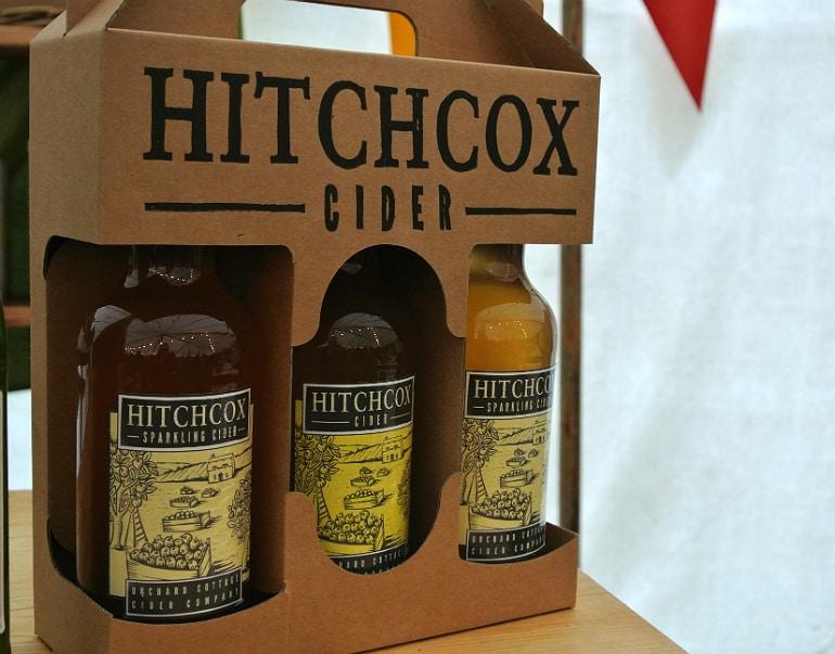 Gather food festival Stowe Hitchcock cider