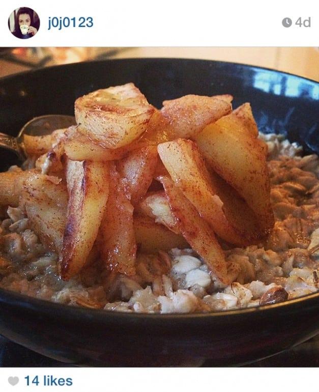 Miele steam oven Yum Dim Sum instagram apples