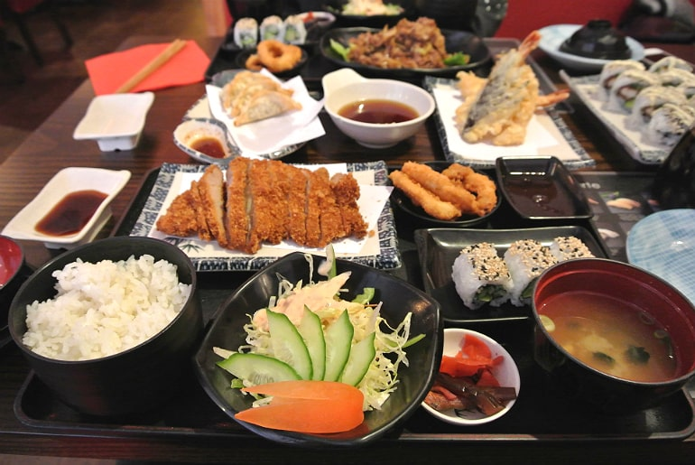 Sakura Southsea Portsmouth Japanese restaurant review