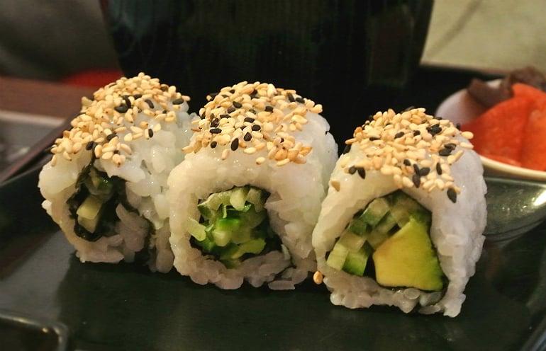 Sakura Southsea Portsmouth Japanese restaurant sushi