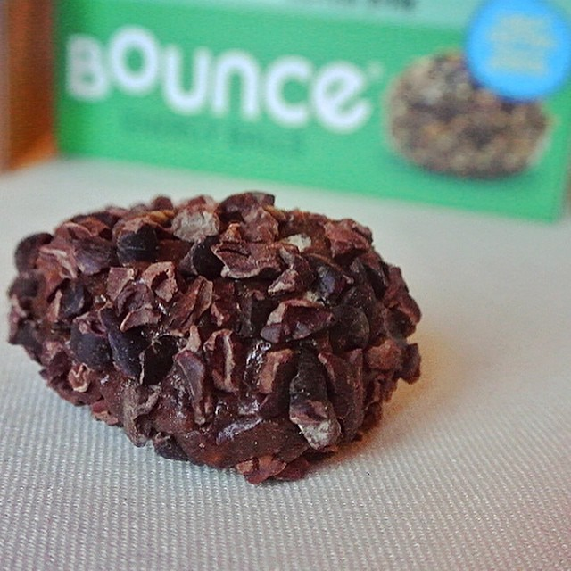 Day 63: New post is up! Review of Bounce Energy Balls ? #100happydays