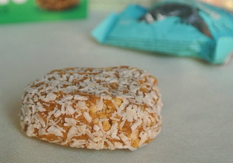 Bounce Energy Balls review coconut macadamia