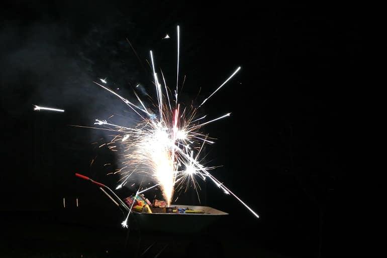 Yum dim sum food blog bonfire night fireworks