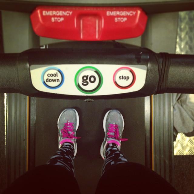 Day 91: running away a few festive calories, always a plus! ?? #100happydays