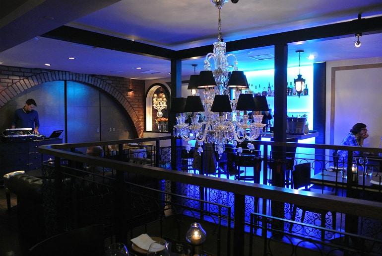 Crib De Rib cocktail bar Kensington London review 1