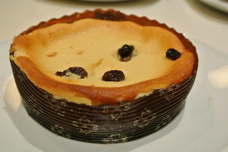Helsinki Fazer cake sultana