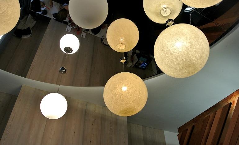 Kanada ya ramen bar Covent Garden London review interior