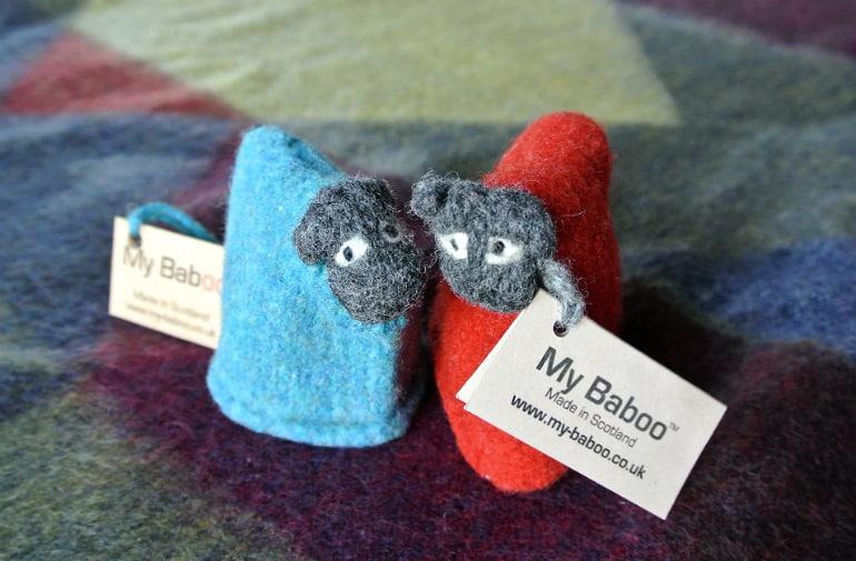 My Baboo egg cosies