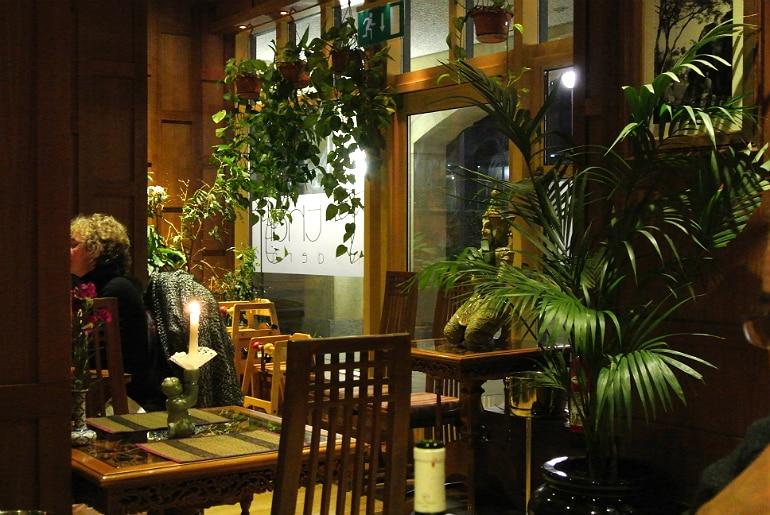 Thai Modern Milton Keynes review restaurant