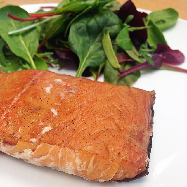 Lunch tiiime! Loving the smoked fish at the moment. Really impressed with the flavour & quality ? take a look at www.anchorsmokehouse.co.uk  #lunch #healthy #foodpics