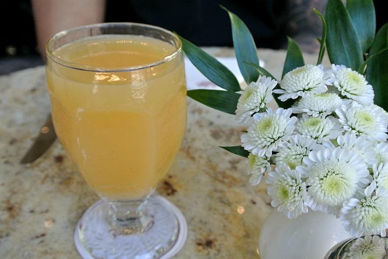 Bettys tearoom york juice