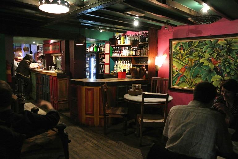 Evil Eye cocktail bar York review