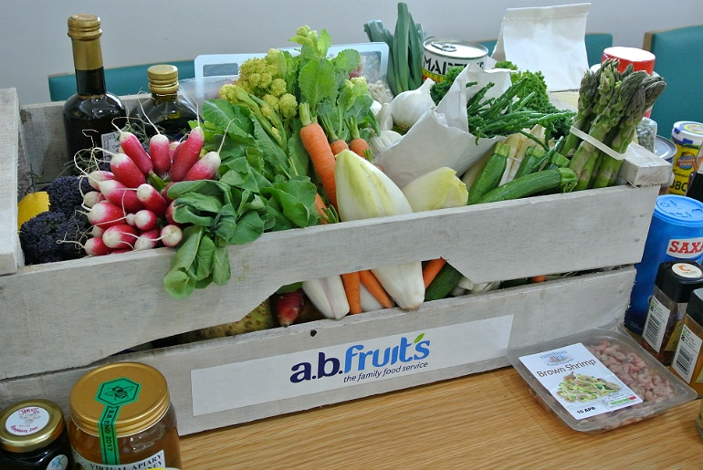 Milton Keynes Food Awards 2015 Ab Fruits box