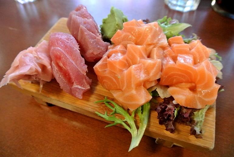 Ocean Dragon Birmingham review sushi