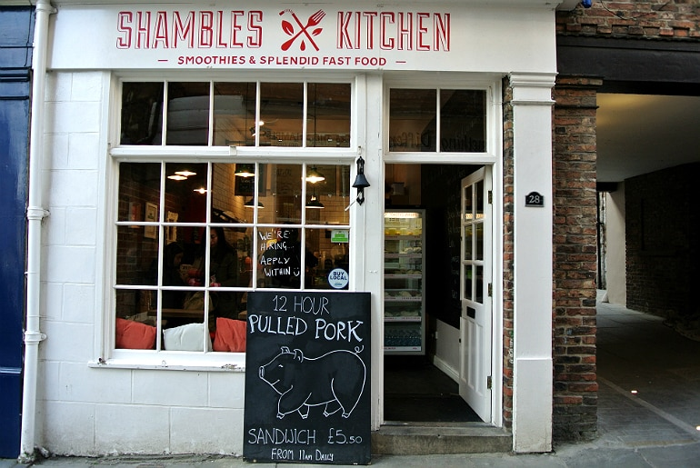 Shambles Kitchen York review