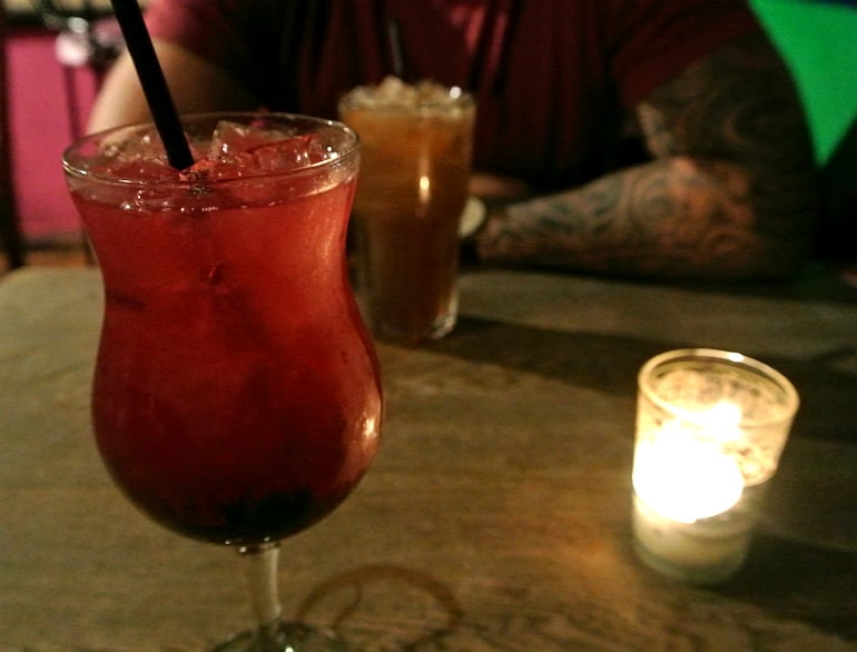 evil eye cocktails review york