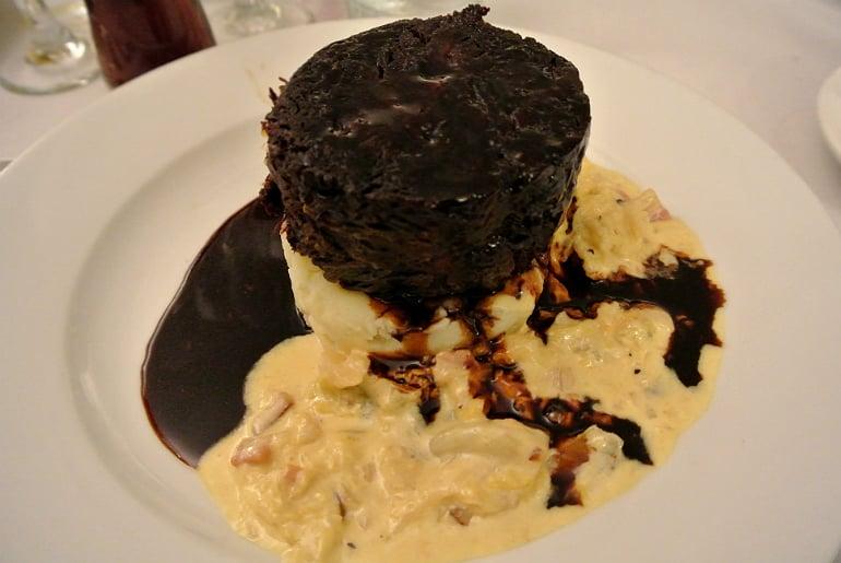 Woburn Brasserie restaurant review blade of beef