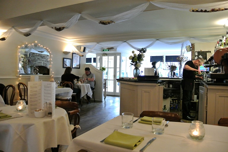 Woburn Brasserie restaurant review