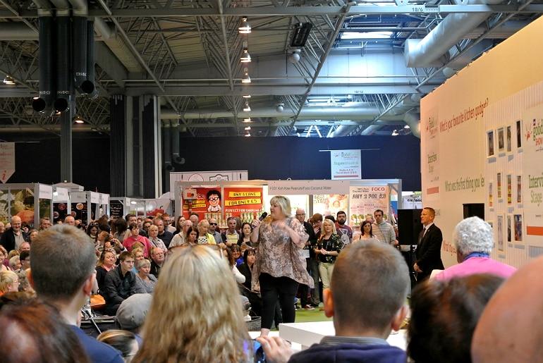 BBC Good Food Show Lottie