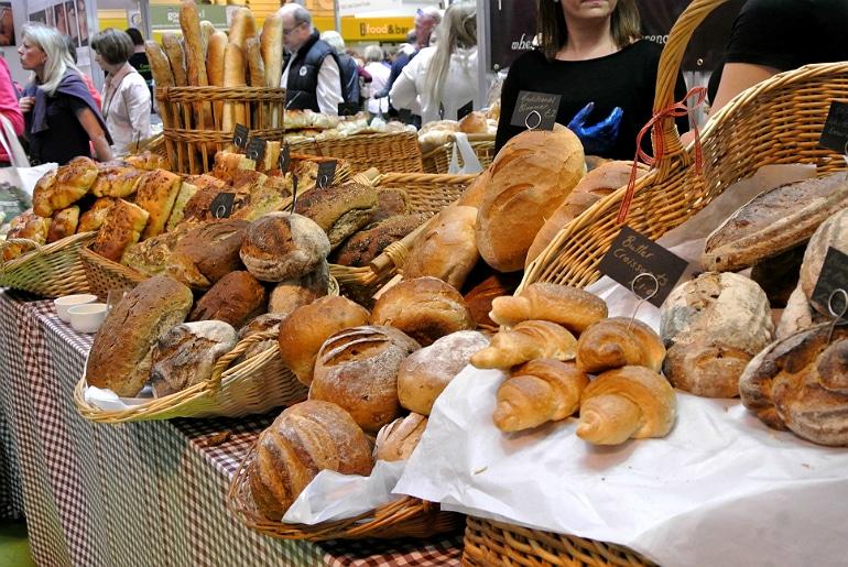 BBC Good Food Show bread