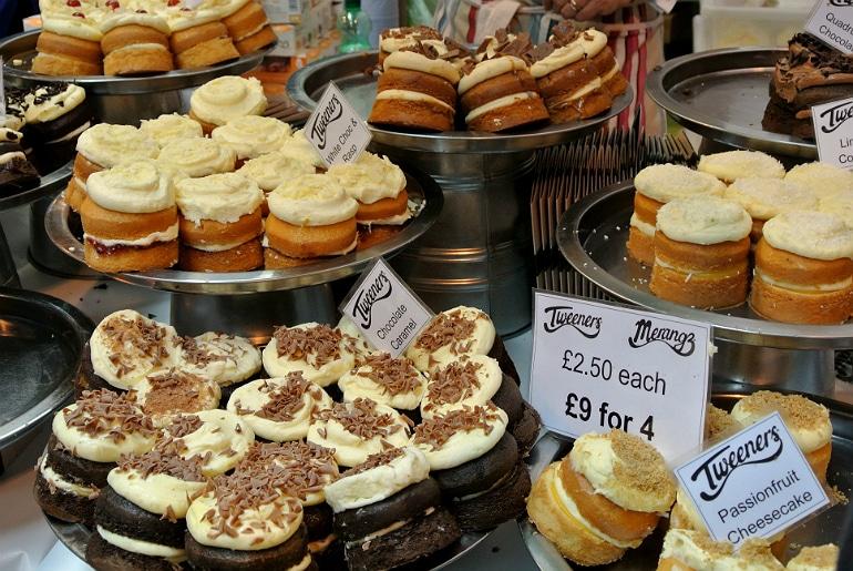 BBC Good Food Show cakes