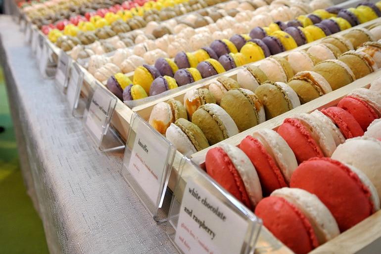 BBC Good Food Show macaron