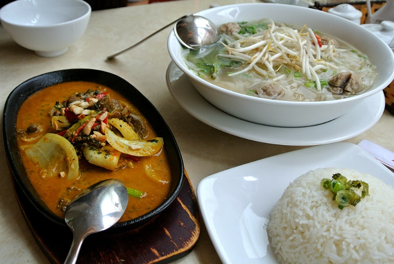 Eat Saigon Northampton review lunch
