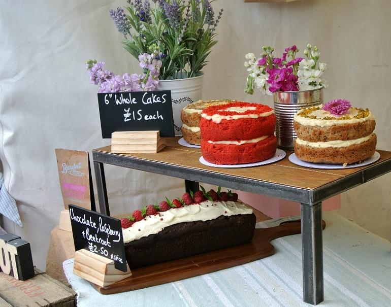 Waddesdon manor feast festival cake