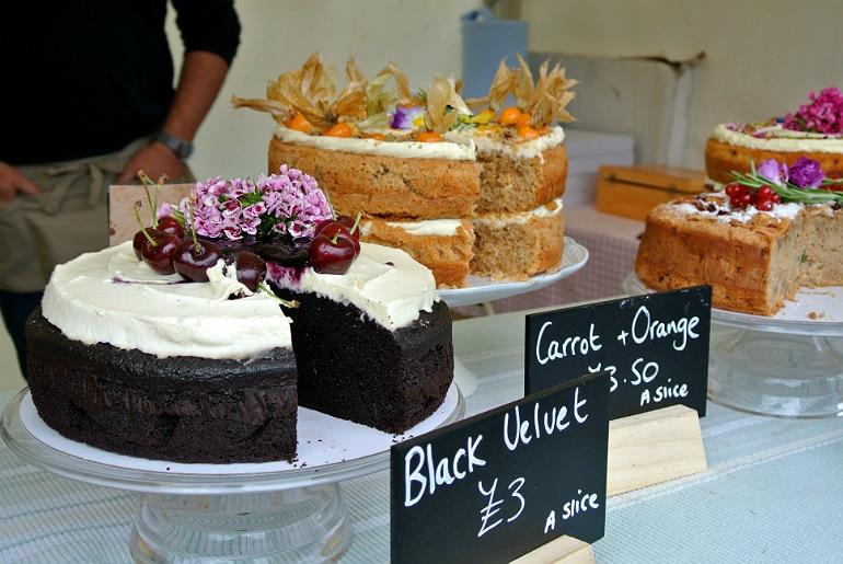 Waddesdon manor feast festival cakes
