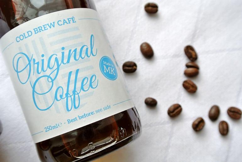 Cold Brew cafe review coffee Milton Keynes