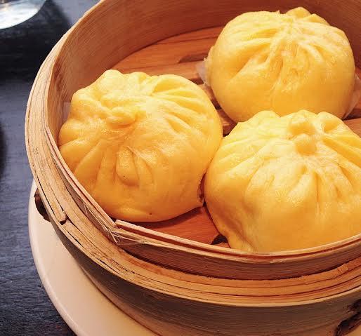 Hutong Shard London dim sum dumplings